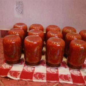 Разносолы томатов на зиму